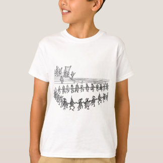 Brownies Circle Dancing T-Shirt