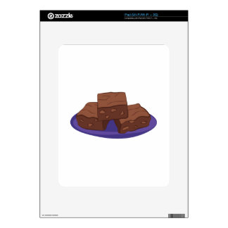 Brownies Decals For iPad