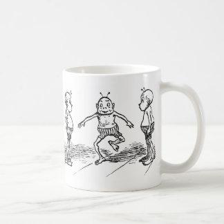 Brownies in Bathing Trunks Coffee Mug