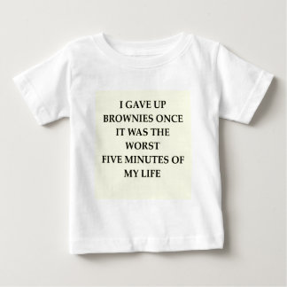BROWNIES.jpg Baby T-Shirt