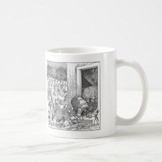 Brownies Moving Barrels Coffee Mug
