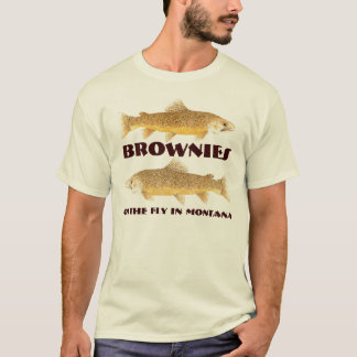Brownies on the Fly T-Shirt