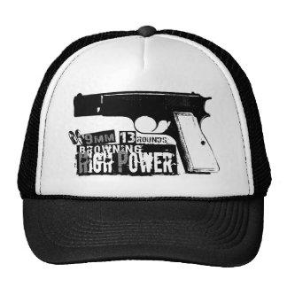 Browning Hi-Power Trucker Hat