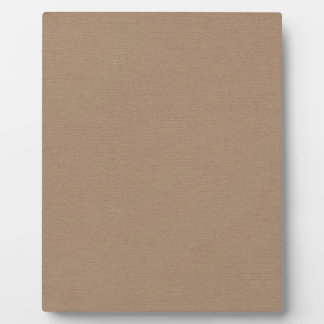 BrownSolidPaper LIGHT BROWN SOLID COLOR BACKGROUND Plaque