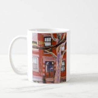 Brownstone Brooklyn, Brownstone Brooklyn Coffee Mug