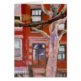 Brownstone Brooklyn Card