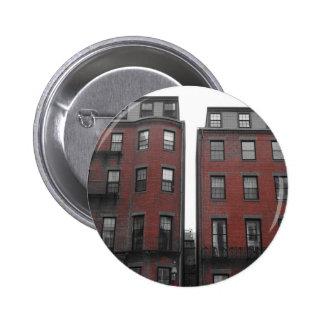 Brownstones Pinback Button