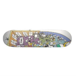 brownsville01 skateboard deck