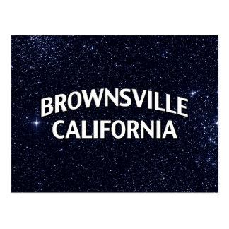 Brownsville California Postales