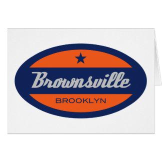 Brownsville Card