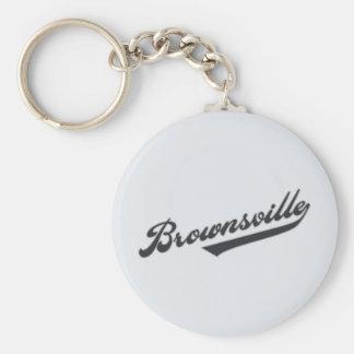 Brownsville Llaveros Personalizados