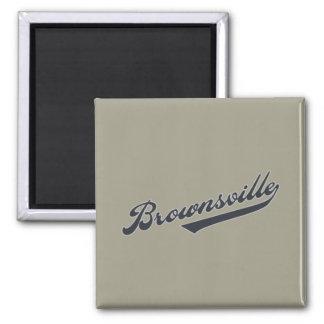 Brownsville Fridge Magnet
