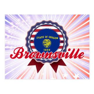 Brownsville, O Tarjetas Postales