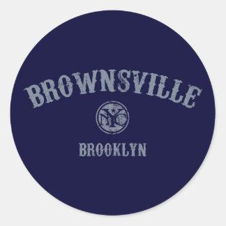 Brownsville Stickers