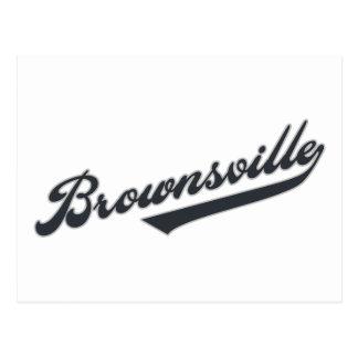Brownsville Postales