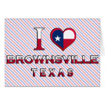 Brownsville, Texas Greeting Card