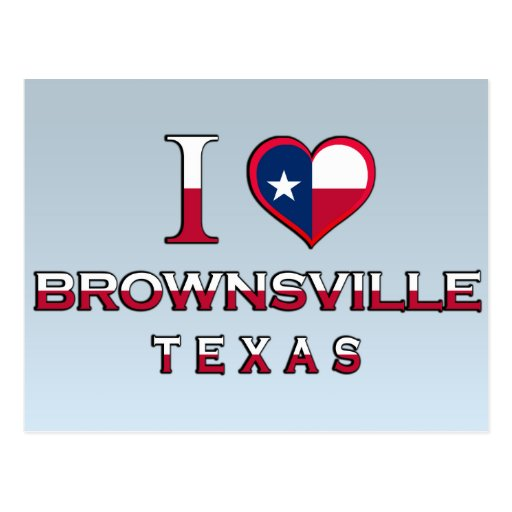 Brownsville, Texas Post Cards