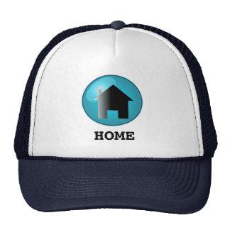 Browser @ Home Trucker Hat