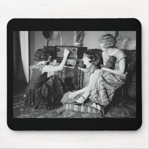 Brox Sisters: 1920s Mouse Pad