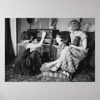 Brox Sisters: 1920s Poster