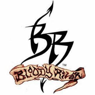 """BRR Logo """"Sculpture"""" Cutout"""