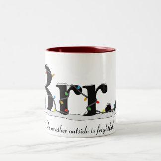 Brrr... Mug