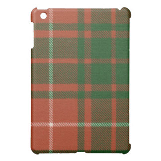 Bruce Ancient Tartan iPad Case