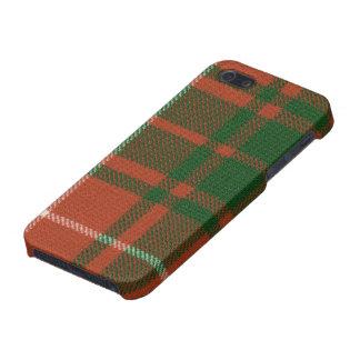 Bruce Ancient Tartan iPhone 5 Case