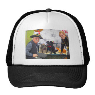Bruce and Leigh Trucker Hat