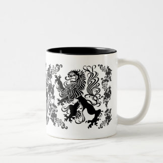 Bruce Coat of Arms Coffee Mug