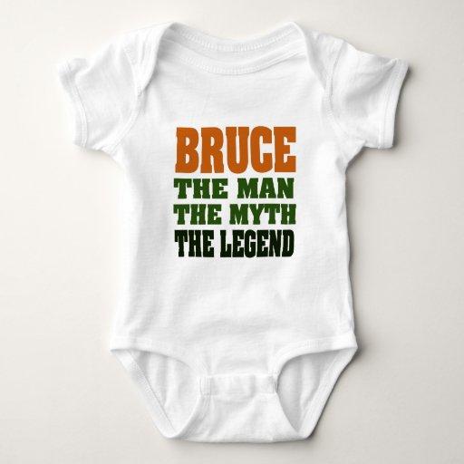Bruce - el hombre, el mito, la leyenda playera
