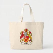 Bruce Family Crest Bag