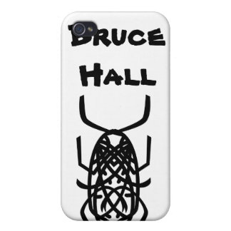 Bruce Hall Iphone Cover