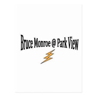 BRUCE- MONROE @ PARKVIEW E.S. POSTCARD