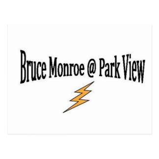 BRUCE MONROE @ PARKVIEW E.S. TARJETAS POSTALES