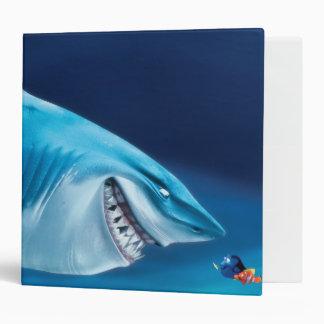 Bruce, Nemo and Dory 1 Binder