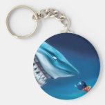 Bruce, Nemo and Dory 1 Keychains