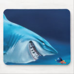 Bruce, Nemo and Dory 1 Mouse Pad