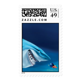 Bruce, Nemo and Dory 1 Postage