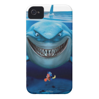 Bruce, Nemo and Dory 2 iPhone 4 Case-Mate Case