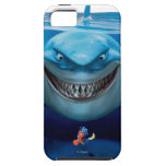 Bruce, Nemo and Dory 2 iPhone 5 Cover