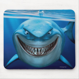 Bruce, Nemo and Dory Mouse Pad