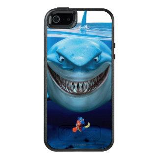Bruce, Nemo y Dory 2 Funda Otterbox Para iPhone 5/5s/SE