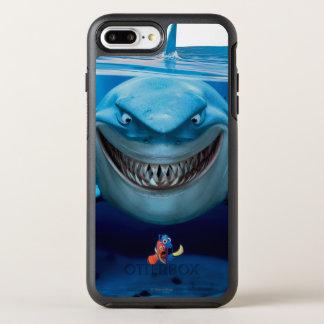Bruce, Nemo y Dory 2 Funda OtterBox Symmetry Para iPhone 7 Plus