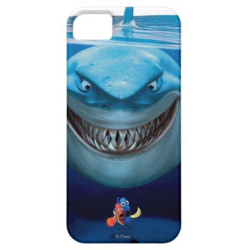 Bruce, Nemo y Dory 2 Funda Para iPhone SE/5/5s