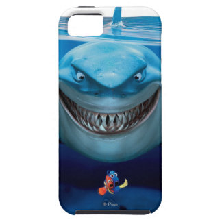 Bruce, Nemo y Dory 2 iPhone 5 Case-Mate Protector