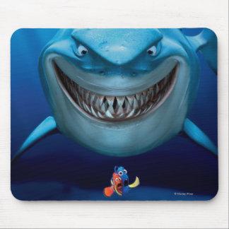 Bruce, Nemo y Dory 2 Tapete De Raton