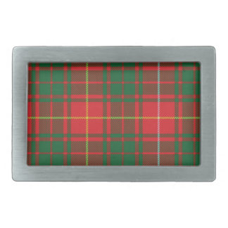 Bruce Scottish Tartan Belt Buckle