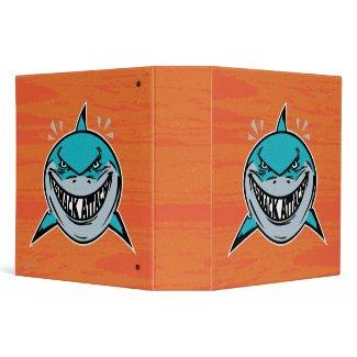 Bruce - Shark Attack zazzle_binder