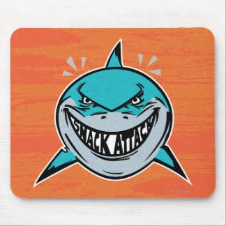 Bruce - Shark Attack Mouse Pad